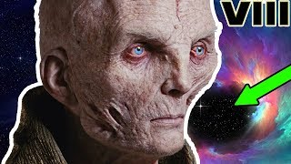 Video WHO is SNOKE'S MASTER? Star Wars Theory Explained MP3, 3GP, MP4, WEBM, AVI, FLV Maret 2018
