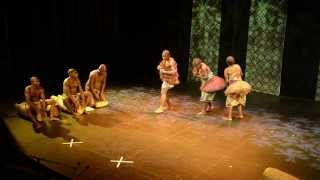 short cuts of the Geneva Concert of Ndima the only pygmy group available for tour all over the world. Contact address:...