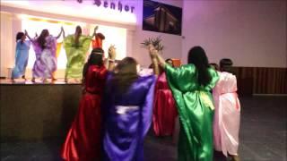 Dança Do Tabernáculo