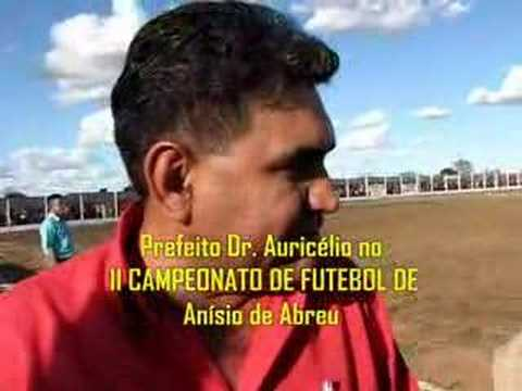 ANÍSIO DE ABREU - BASTIDORES 01
