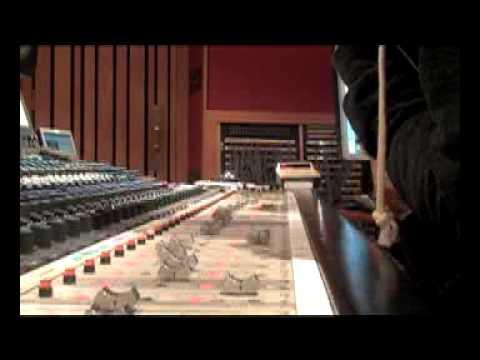 The Fray- Studio Vlog 3