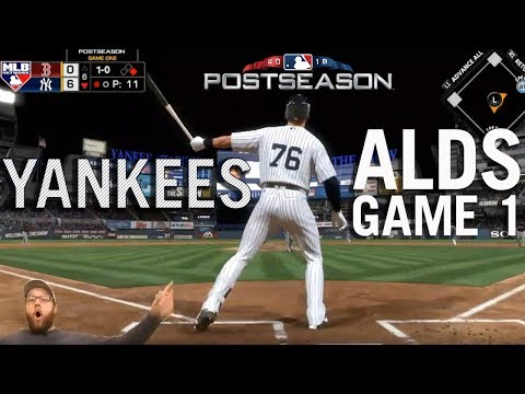 Video: MLB The Show '18: Episode 26: YANKEES ALDS Game 1