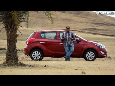 Performance Review of Hyundai i20 facelift