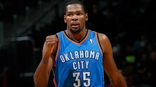 Durant (OK) United States  city images : Kevin Durant's Top 10 Plays of the 2013-2014 Season!