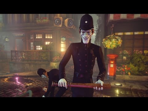 WE HAPPY FEW GAMEPLAY PART 2 - LEARNING TO FIGHT
