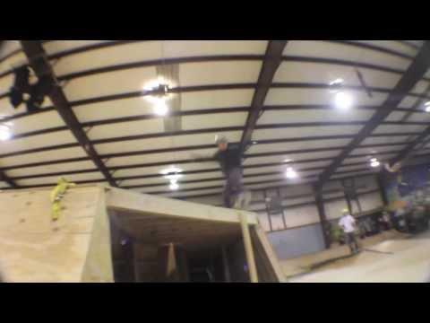 Springfield Skatepark Montage 2013 - 2014