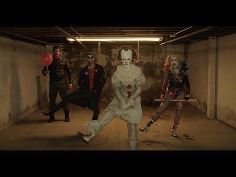 Joker vs. Negan Dance Off feat. Harley Quinn & Pennywise