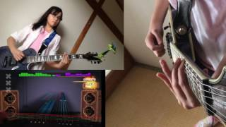 Here is Audrey (12) playing Rocksmith - Unnatural Selection - Muse - 99%! Almost a 100. Maybe next time ;-D Thanks so much for watching!!!! オードリー(12)ロックスミスです...