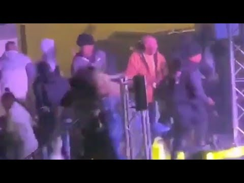 Lil Baby Runs Off Stage After Goons Fire Shots At Alabama Concert