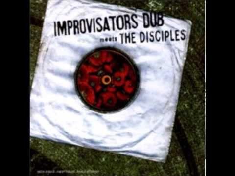 improvisators dub meet the disciples (full album)