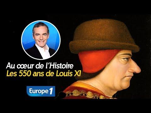 Au cœur de l'Histoire : Les 550 ans de Louis XI (Récit intégral)