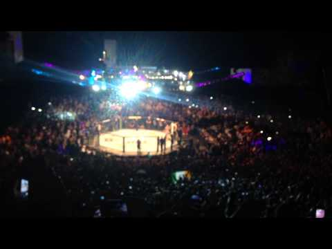 Conor - Conor Mc Gregor Vs Diego Brandao live crowd video entrance of Conor. Copyright of Graham McQuaid Songs: 1st) Sinead O'Connor & the Chieftains - The Foggy Dew 2nd) Notorious B.I.G...