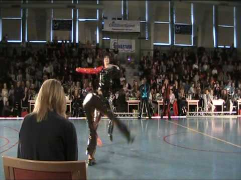 Daniel & Niklas Let's Move Cup 09 disco dance Eskilstuna