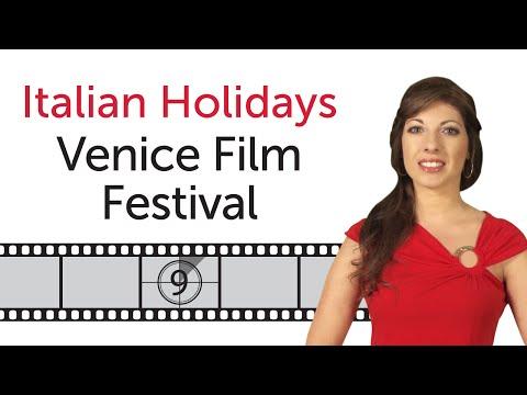 Italian Holidays - Venice Film Festival - Mostra internazionale d'arte cinematografica