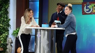 5 Second Rule with Miley Cyrus and Sarah Jessica Parker