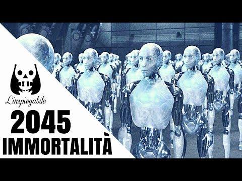 immortalità - potremmo raggiungerla entro il 2045? scoprilo qui!