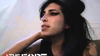 Amy Winehouse - Interview - @ The Levi's/FADER FORT