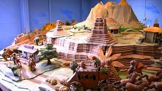 Aztec's One-of-a-Kind Cyclorama