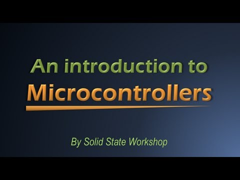 Microcontroller - Download presentation here: http://ge.tt/1AlDPuV?c Table of Contents: 0:00 Introduction 0:38 What is it? 1:55 Where do you find them? 3:00 History 6:03 Micro...