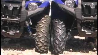 10. 2008 Yamaha Grizzly 700 EPS Long Term Test Wrap - ATVTV Test Videos