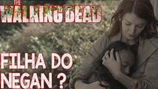 The Walking Dead O que você não percebeu no episódio 14 da 9 temporada NEGAN PODE TER UMA FILHA