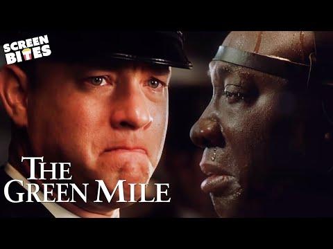 A Heartbreaking Ending | John Coffey's Execution | The Green Mile | SceneScreen
