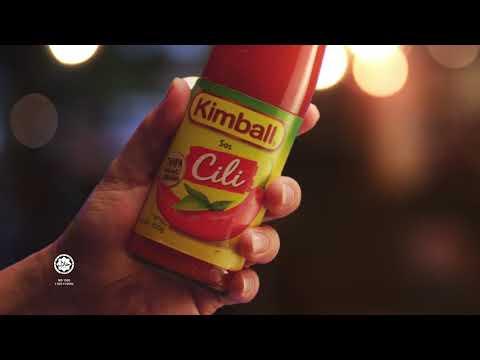 Kimball Kompem Gaya Malaysia - Ayam Masak Merah