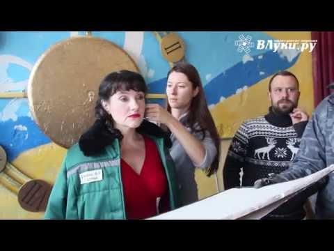 ВЛуки.ру: Звезды российского кино «зажгли» в невельской колонии