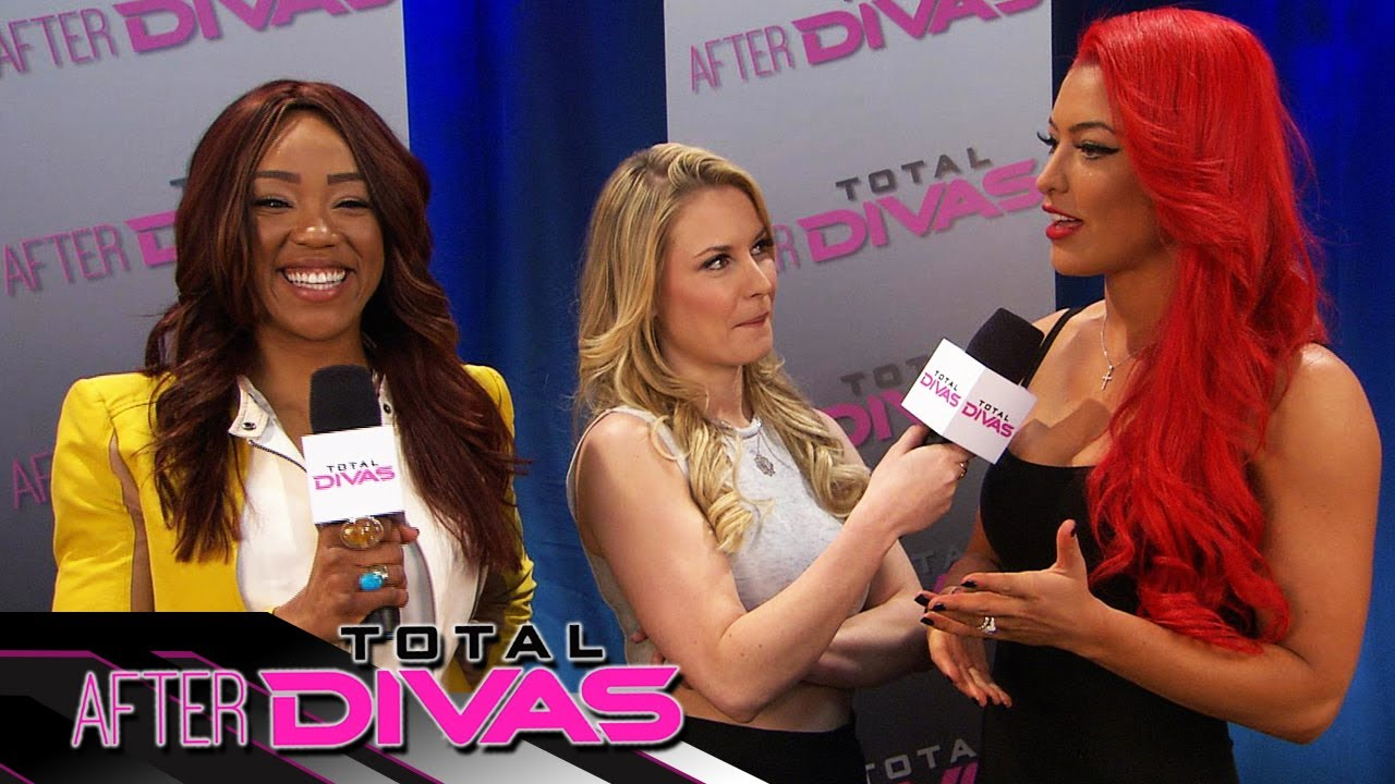 After Total Divas – May 11, 2014