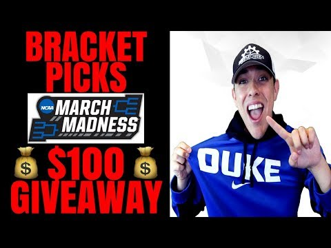 2018 March Madness Bracket Predictions! Win $100 Eastbay Gift Card and MORE!