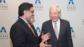 Maverick Speaker Series: Ron Paul