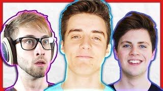 DENIS, ALEX & CORL PLAY GUESS A SKETCH! (w/ FACECAM)
