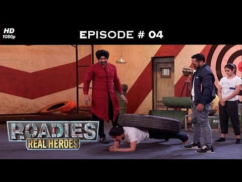 Roadies Real Heroes - Full Episode 4 - Emotional tale of a warrior