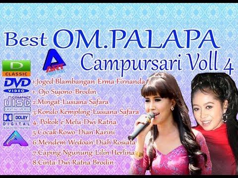 Video Best Full Om.Palapa Lawas Campursari Album Terbaik download in MP3, 3GP, MP4, WEBM, AVI, FLV January 2017