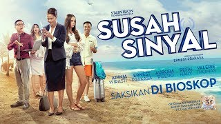 Video SUSAH SINYAL - PREMIERE PALING HEBOH MP3, 3GP, MP4, WEBM, AVI, FLV Januari 2018