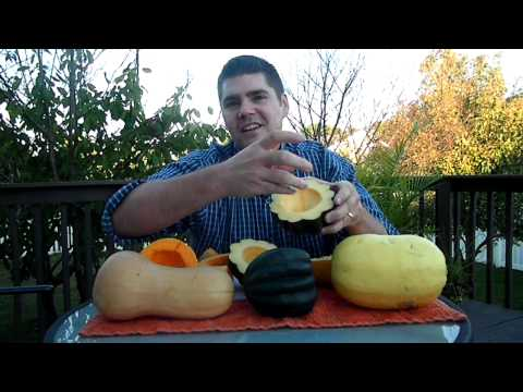 Produce Geek – Hard Squash Basics (Fall Squash, Winter Squash)