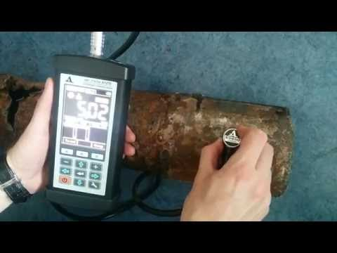 Толщиномер электромагнитно-акустический А1270
