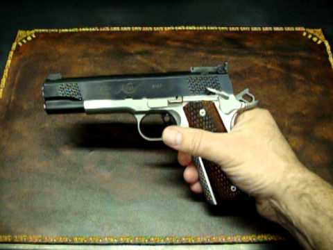Kimber Grand Raptor 1911 Review.