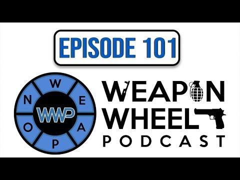 Destiny 2 Beta   Kingdom Heart 3   Splatoon 2   Sega & Atari   Crackdown - Weapon Wheel Podcast 101