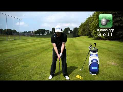 Driver Grip and Set Up Golf Lesson iPhone App