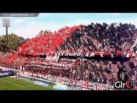 Recibimiento Clásico, Torneo 2015. (La Fiesta siempre nuestra) - La Hinchada Más Popular - Newell's Old Boys