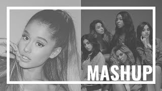 Ariana Grande vs. Fifth Harmony Work Into You pop music videos 2016