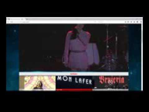 Mon Laferte Vive Latino 2017 Completo ❤