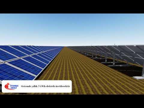 Hasdal Güneş Enerji Santrali