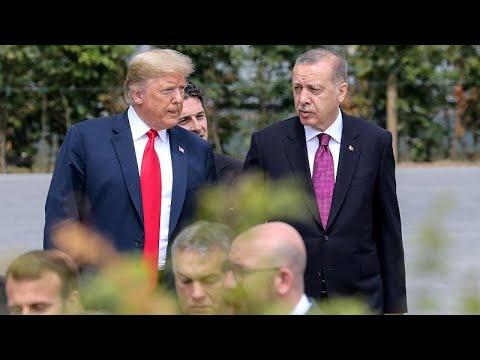 """Ερντογάν: """"Το πρόγραμμα των F-35 θα καταρρεύσει χωρίς την Τουρκία""""…"""