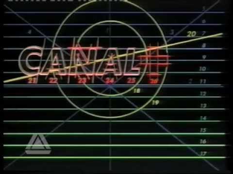 Inicio emisión Canal Plus España 15 Abril 1994