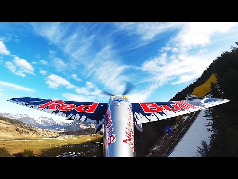 never - Red Bull Air Force pilot Hannes Arch takes us on a wild ride over the beautiful landscape of the Austrian Alps. Shot 100% on the HD HERO3® camera from ‪http:...‬