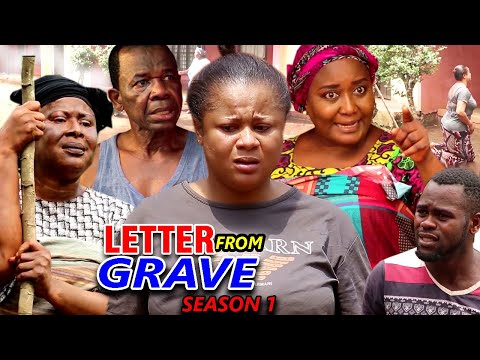 LETTER FROM THE GRAVE SEASON 1 - (New Movie)  2021 Latest Nigerian Nollywood Movie Full HD