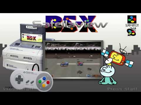 Nintendo Satellaview A to Z - Hyperspin Arcade - Super Famicom