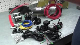 6. Pt.1 How To Install A Winch On Your ATV/UTV At D-Ray's Shop
